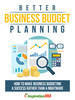 Thumbnail Better Business Budget Planning
